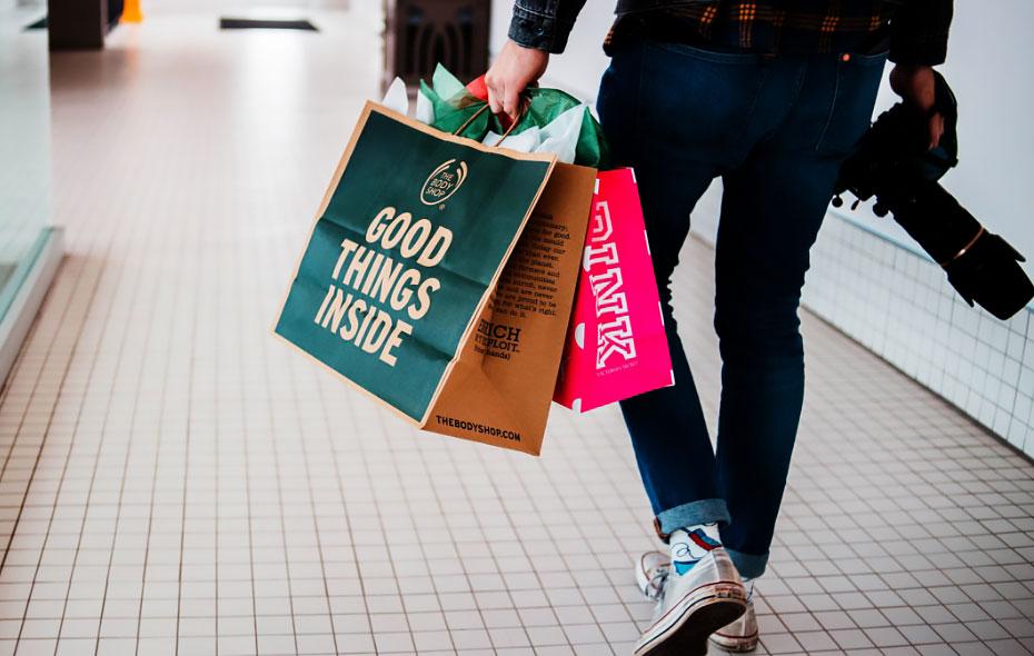 الابتكار يغير صناعات مراكز التسوق